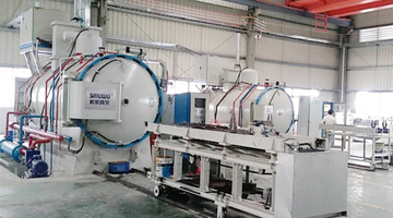 vacuum oilgas quench furnaces