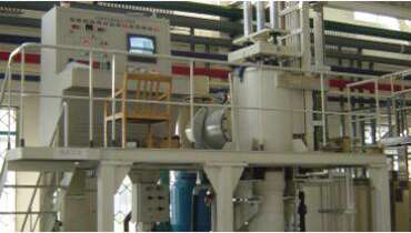 vacuum consumable electrode arc condensing furnace