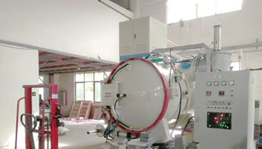 high temperature vacuum sintering furnace