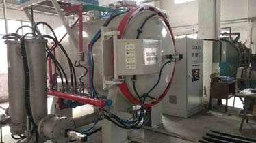 High Vacuum Sintering Furnace