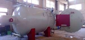 vacuum heat treatment furnace users' case