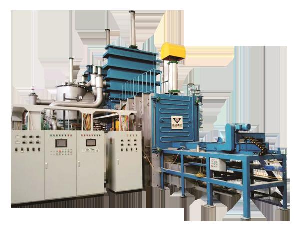 continuous vacuum furnace