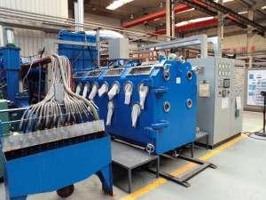 glove box vacuum sintering furnace