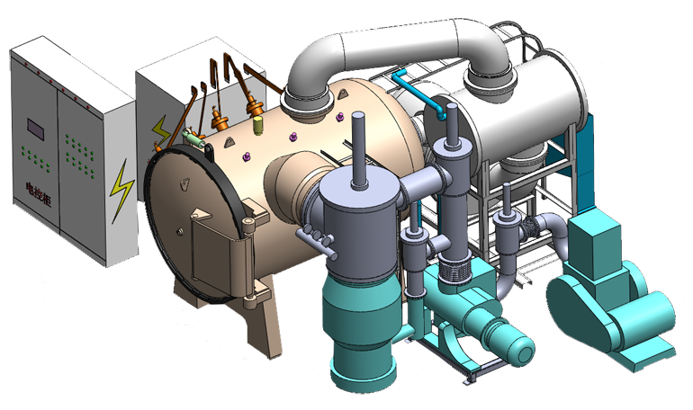 simuwu vacuum sintering furnace