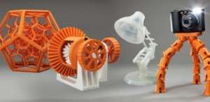Additive manufacturing 3D printing techonology