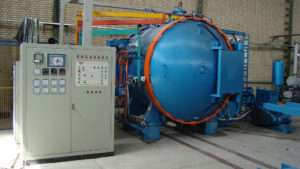 Silicon Carbide Vacuum Sintering Furnace
