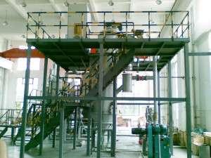 vacuum melting & atomization equipment