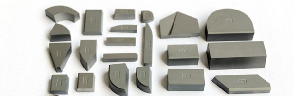 Carbide vacuum sintering furnace parts