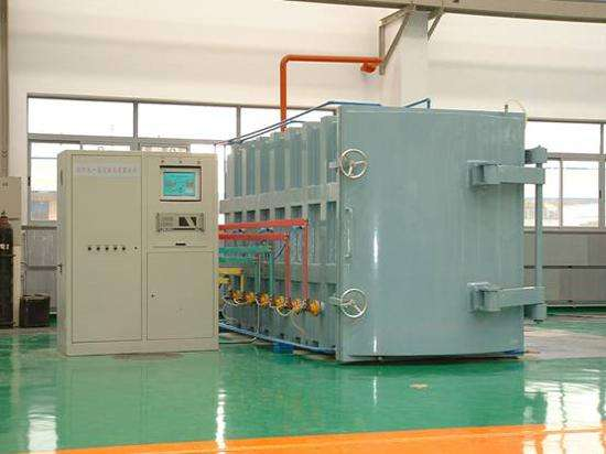 Equipment For Wound Cores Annealing in Transformer Field