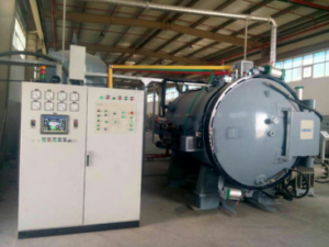 RVSQ gas quenching furnace