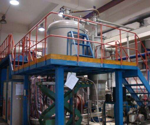 Top Loading Vacuum Sintering Furnace