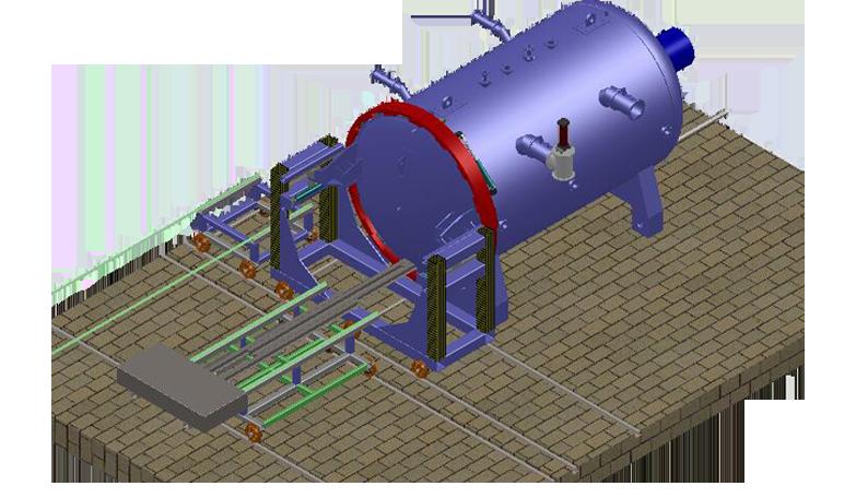 Vacuum-brazing-furnace