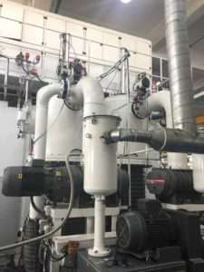 Vacuum Furnace Pumping Systems