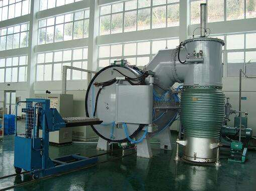 Vacuum switching tube vacuum brazing furnace