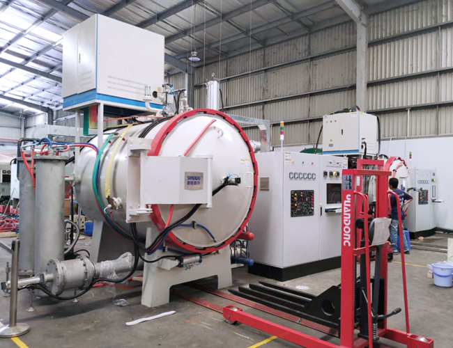 Metal injection molding sintering furnace