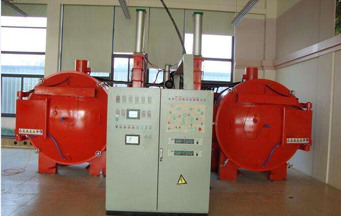 stainless steel brazing furnace