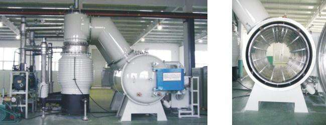 vacuum heat treatment