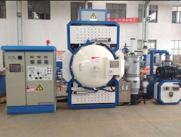 Vacuum degreasing sintering furnace