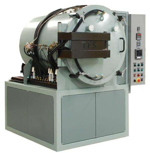Vacuum hot pressing furnace