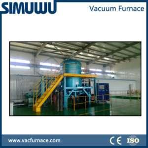 Vacuum induction melting furnace customization