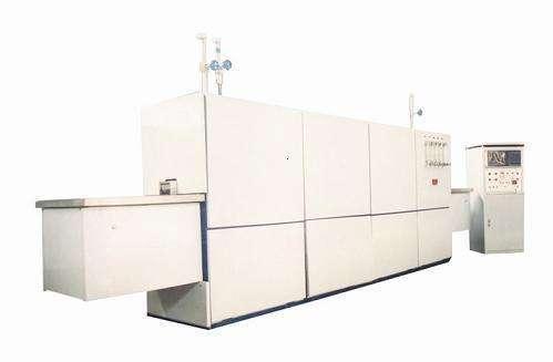 Chain vacuum sintering furnace