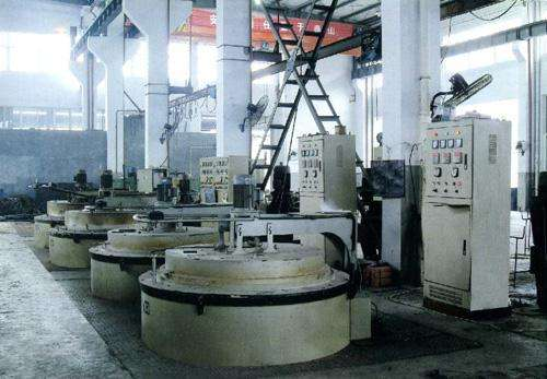 Copper melting furnace