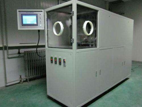 Customized laboratory tube vacuum sintering furnace