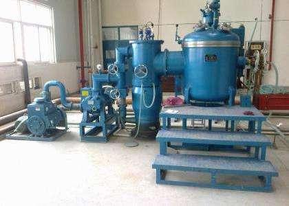 Graphite vacuum resistance furnace