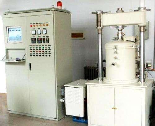 High true air pressure calciner
