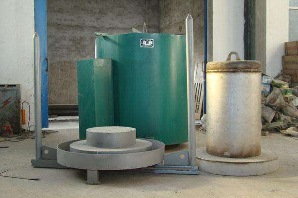 Pre-vacuum protection atmosphere sintering furnace