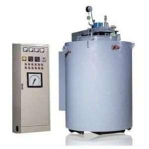 Vacuum gas nitriding furnace