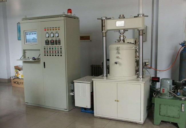 Vacuum hot pressing sintering furnace