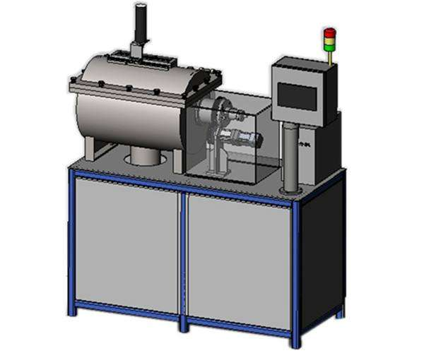 Automatic vacuum melting furnace
