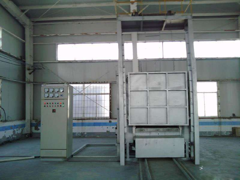 Graphite products sintering furnace