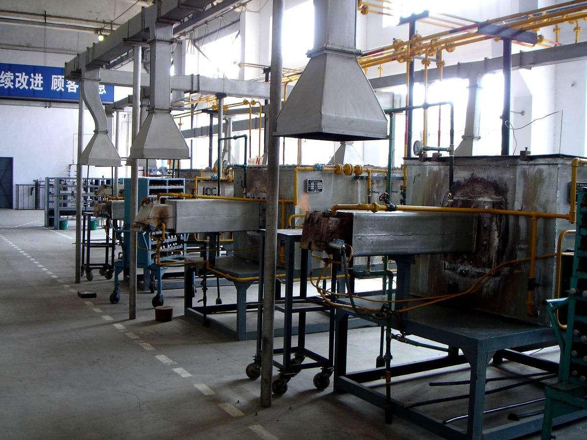 Order sintering furnace