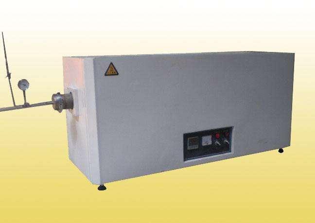 Pre-vacuum tube atmosphere furnace
