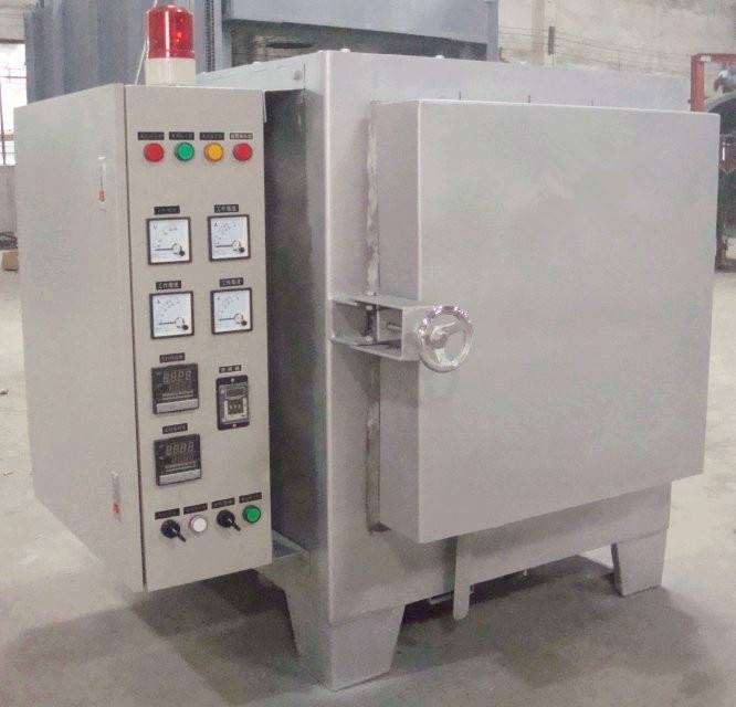 Reaction sintering furnace