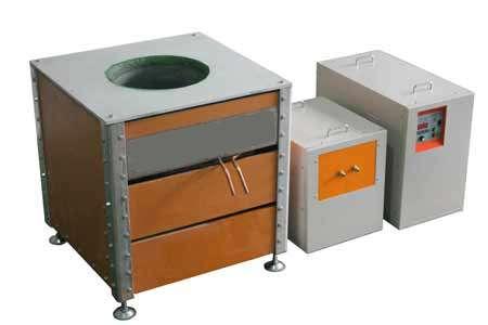 Stainless steel melting furnace