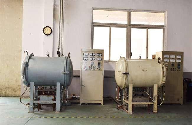 Stainless steel powder metallurgy sintering furnace