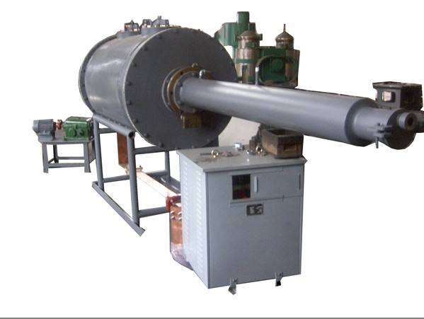 Ultra-high temperature carbon tube furnace