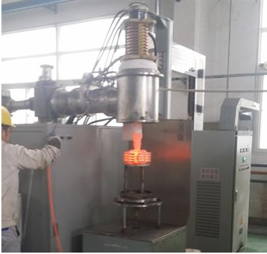 Vacuum induction melting precision casting furnace