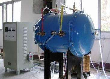 Graphite vacuum atmosphere furnace