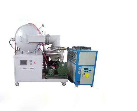 High-pressure vacuum annealing furnace