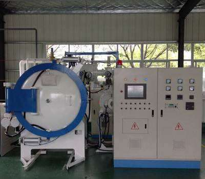Horizontal vacuum water quenching furnace power supply