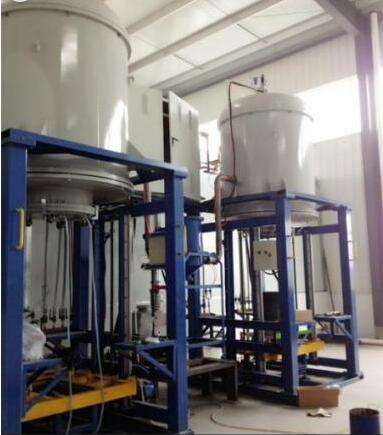 IF induction sintering furnace