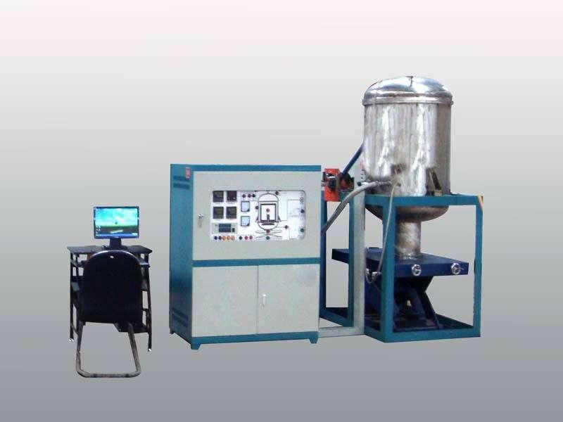Vacuum atmosphere electric furnace