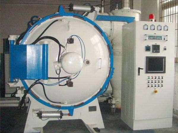 Vacuum pressure diffusion furnace