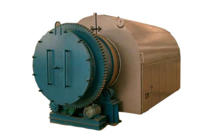 Supply of vacuum infiltration furnace