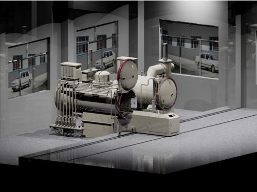 Vacuum oil quenching vacuum furnace