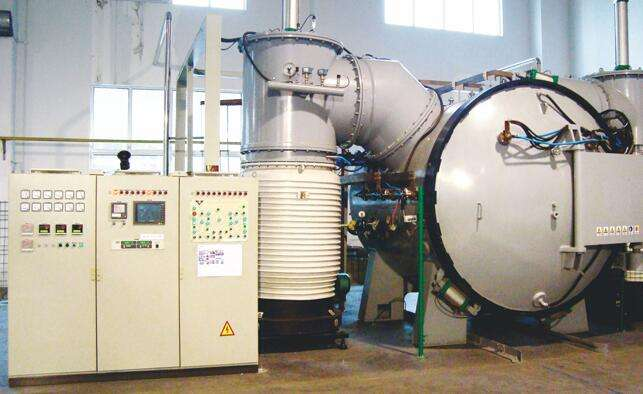 High Temperture High Vcuum Brazing Furnace